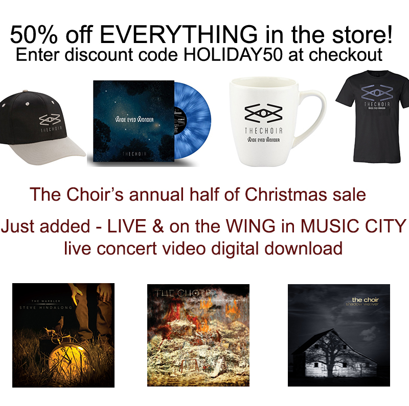 50% Off Everything in our Web Store